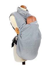 MaM® Snuggle Cover, Silver Cloud