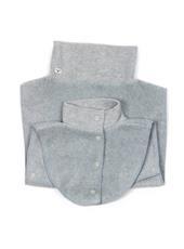 MaM® Double Dickey Fleece, Silver Cloud