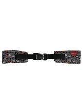 manduca® connection belt XT/First SoftBlossom dark