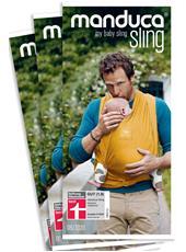manduca® sling Flyer German