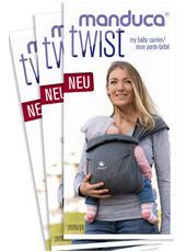 manduca® TWIST Flyer German