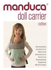 manduca® DollCarrier instruction manual
