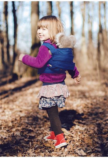marsupi® Mini 2.0 - DollCarrier Ocean