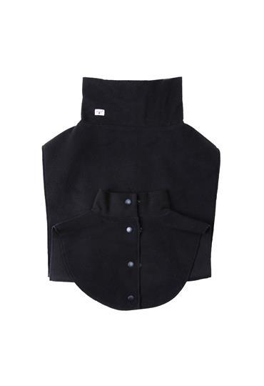 MaM® Double Dickey Fleece, Black