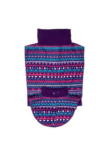MaM® Double Dickey Fleece, Boho Print