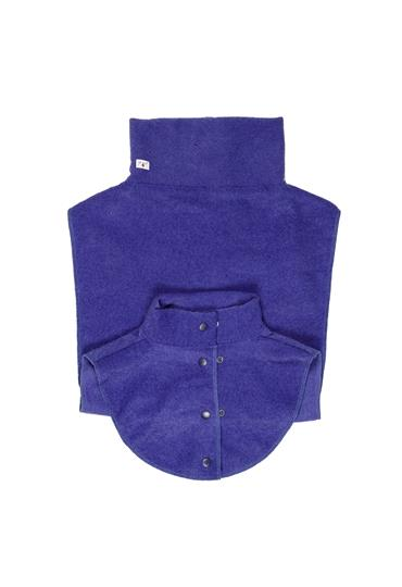 MaM® Double Dickey Fleece, Dark Iris