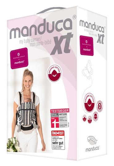 bellybutton by manduca® XT SoftBlossom light