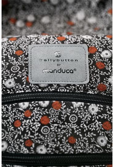 bellybutton by manduca® XT SoftBlossom dark