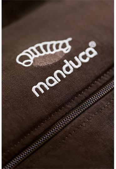manduca® First HempCotton brown/natur