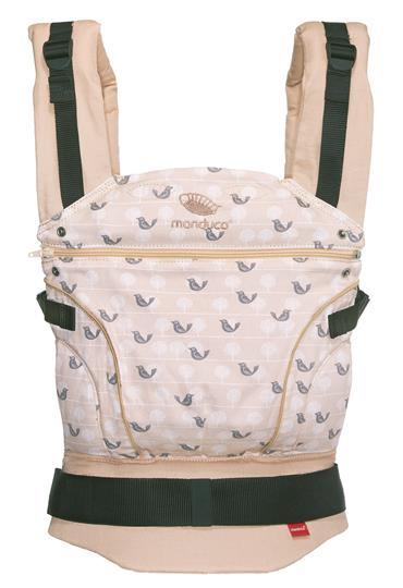 manduca® LimitedEdition Birdie SweetCaramel (B-Stock)