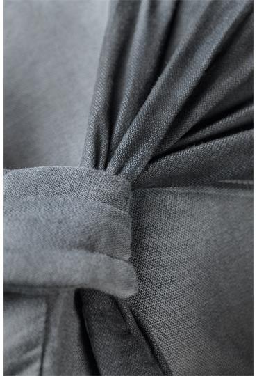 manduca® Twist Regular grey-mint