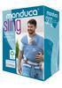 manduca® Sling teal