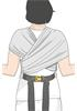 manduca® Twist waist belt buckle