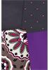 manduca® DIY fabric package violet