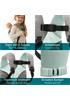 bellybutton by manduca® DollCarrier SoftBlossom light