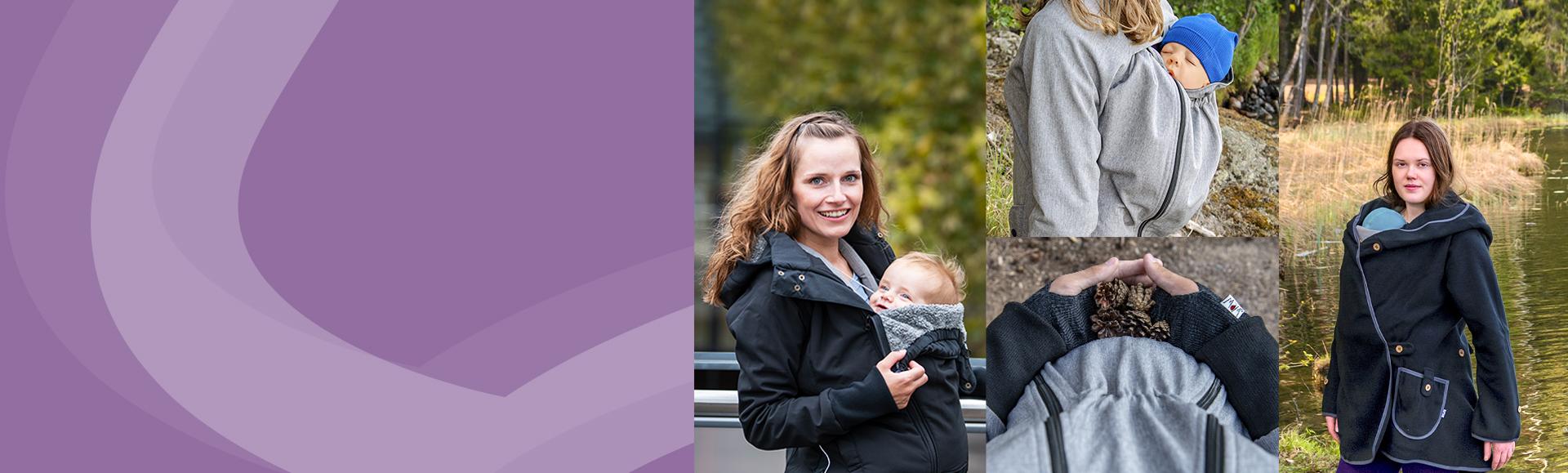 All-in-One Motherhood Coat