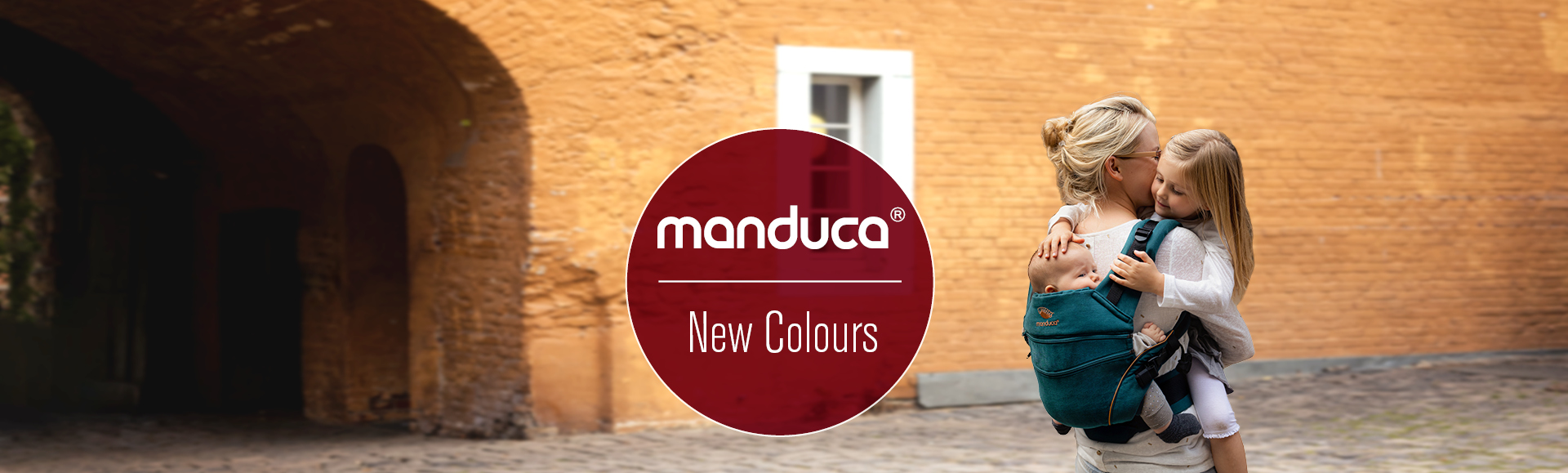 New Colours by manduca®