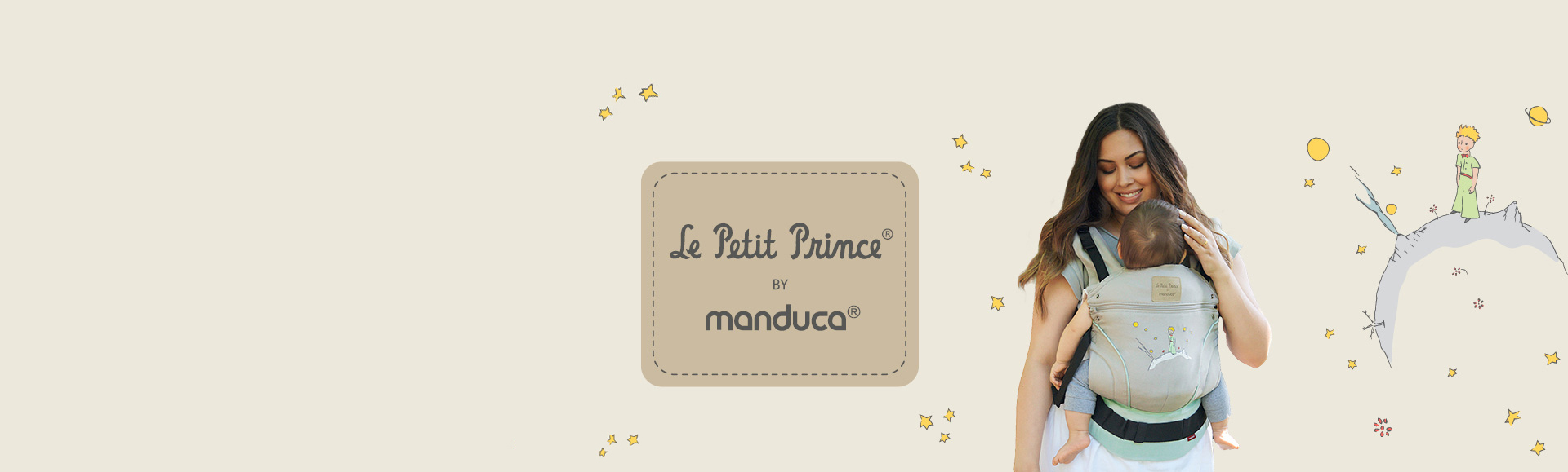 Le Petit Prince® by manduca®