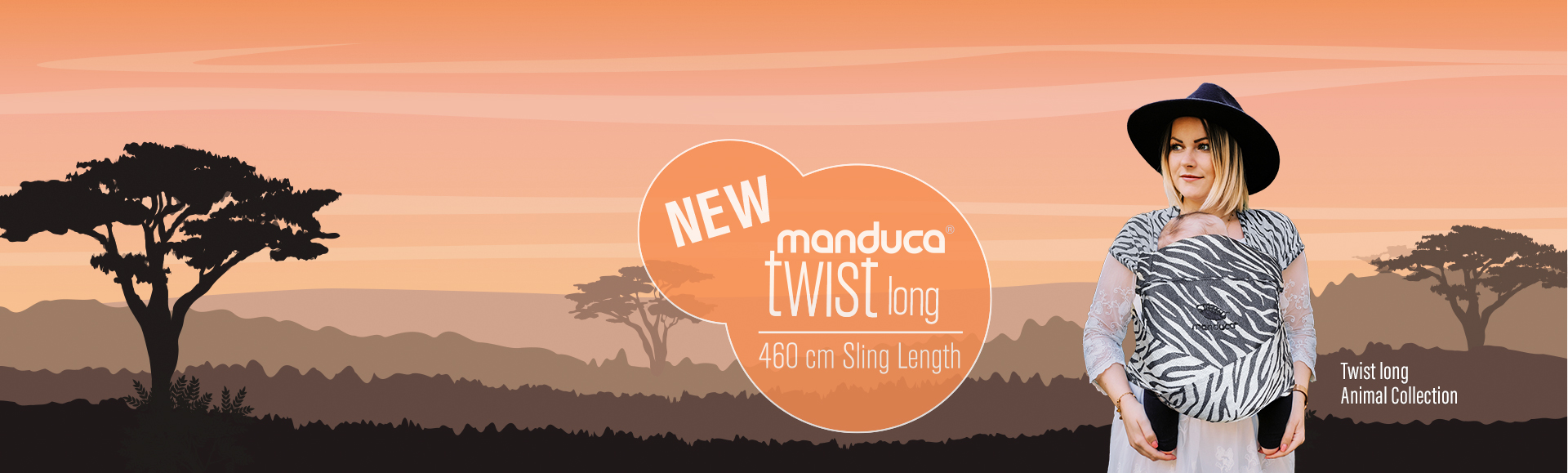 manduca Twist Long